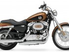 Harley-Davidson Harley Davidson XL 1200C Sportster Custom 105th Anniversary Edition